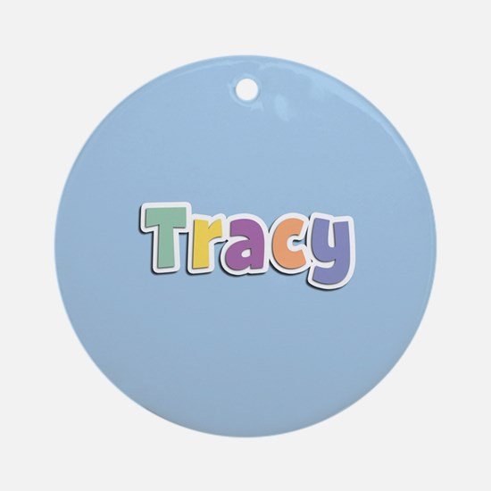 Tracy Spring14 Ornament (Round)