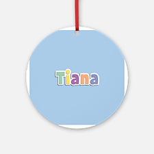 Tiana Spring14 Ornament (Round)