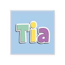 Tia Spring14 Sticker
