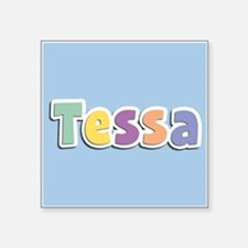 Tessa Spring14 Sticker