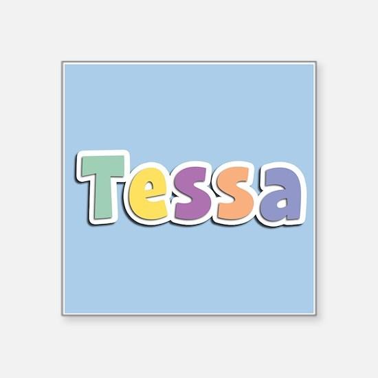 Tessa Spring14 Sticker
