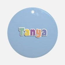 Tanya Spring14 Ornament (Round)