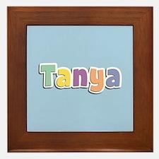 Tanya Spring14 Framed Tile