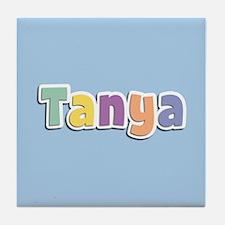 Tanya Spring14 Tile Coaster