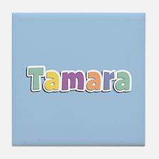 Tamara Spring14 Tile Coaster
