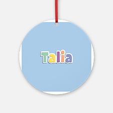 Talia Spring14 Ornament (Round)