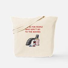 MOVIES2 Tote Bag