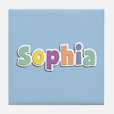 Sophia Spring14 Tile Coaster