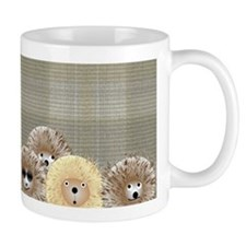Hedgehog Party Mugs