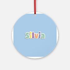 Silvia Spring14 Ornament (Round)