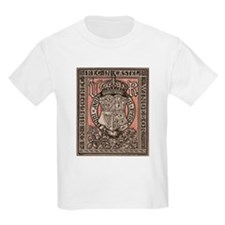 Queen Victoria Bookplate T-Shirt