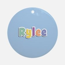 Rylee Spring14 Ornament (Round)