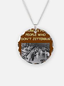 JITTERbug Necklace