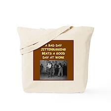 JITTER2 Tote Bag