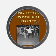 JITTER3 Wall Clock