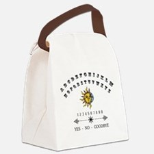 Ouija Board Canvas Lunch Bag