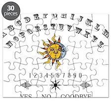 Ouija Board Puzzle