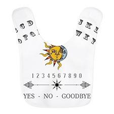 Ouija Board Bib