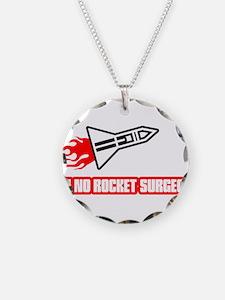 Im No Rocket Surgeon Necklace