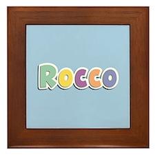 Rocco Spring14 Framed Tile