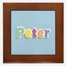 Peter Spring14 Framed Tile