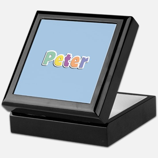 Peter Spring14 Keepsake Box