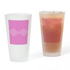 Arctic Monkeys Drinking Glass