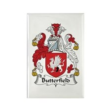 Butterfield Rectangle Magnet