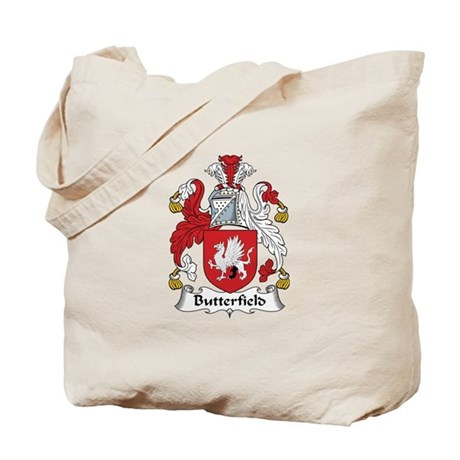 Butterfield Tote Bag