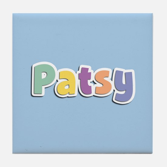 Patsy Spring14 Tile Coaster