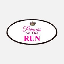 Princess on the Run Patches