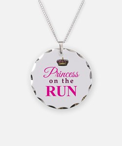 Princess on the Run Necklace