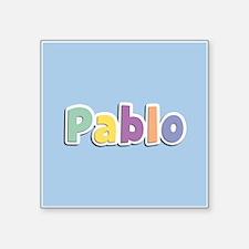 Pablo Spring14 Sticker