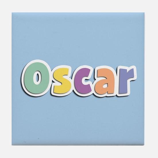 Oscar Spring14 Tile Coaster