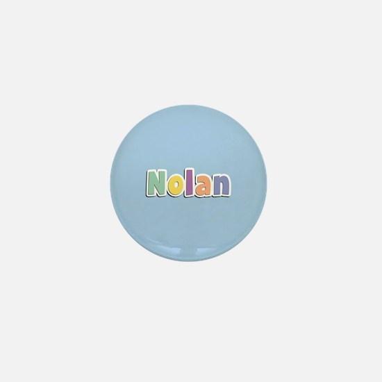 Nolan Spring14 Mini Button