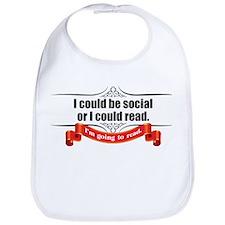 I Could be Social Bib