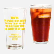 Useless Drinking Glass
