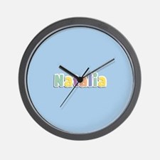 Natalia Spring14 Wall Clock