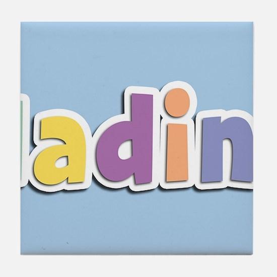Nadine Spring14 Tile Coaster