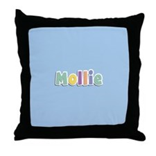 Mollie Spring14 Throw Pillow