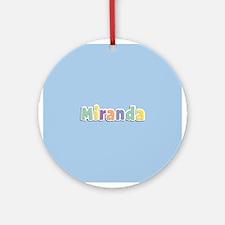 Miranda Spring14 Ornament (Round)