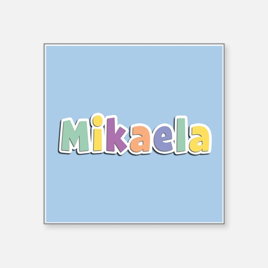 Mikaela Spring14 Sticker