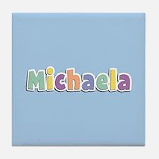 Michaela Spring14 Tile Coaster