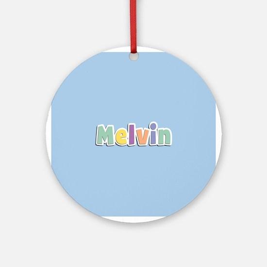 Melvin Spring14 Ornament (Round)