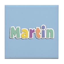 Martin Spring14 Tile Coaster