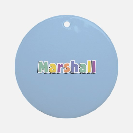 Marshall Spring14 Ornament (Round)
