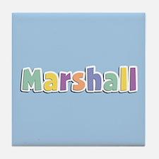 Marshall Spring14 Tile Coaster