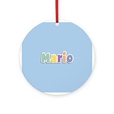 Mario Spring14 Ornament (Round)
