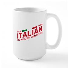 Italian thing Mugs