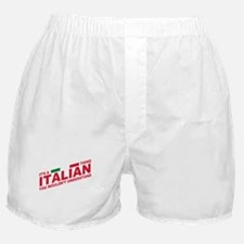 Italian thing Boxer Shorts